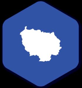 Illustration VDL Conseil Région Ile de France Bleu